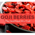 Goji berry Cina-Anti penuaan Superfood