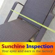 Rotan meubelen kwaliteitscontrole / voorafgaand aan het vervoer inspectiedienst / Inspection Service van derden