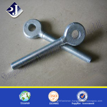 Good quality swing bolt Grade 8.8 swing bolt Zinc finished Swing bolt
