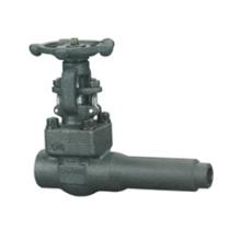 Кованый стальной удлиненный корпус клапана