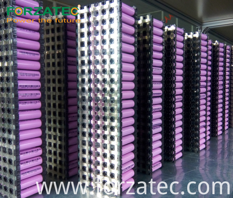 12V35Ah NMC li-ion battery