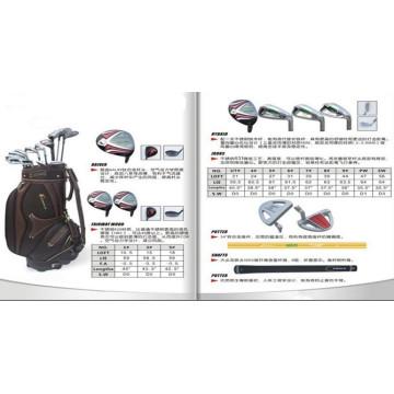 Moda personalizado Golf Set 8