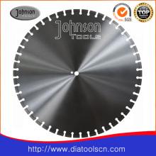 Lame de scie à diamant soudée laser 750 mm à usage général