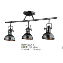 New Design Black Decorative Restaurant Pendant Lamp (C2021-3)