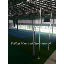Maunsell International Pavimento de PVC de alta qualidade para Cricket Indoor