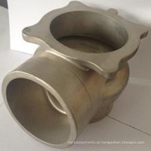 Válvula De Controle De Fundição De Aço Inoxidável Silicasol (Usinagem)