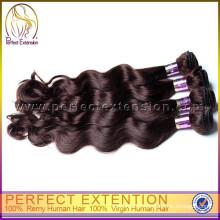Comprar cabelo humano produto de beleza on-line dupla trama gravada extensões cabelo