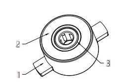 Barrel Damper For Display Flip