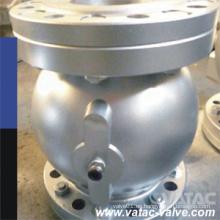 Válvula de liberación de aire con brida RF de acero fundido