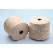 Китай Оптовая 100% чистый кашемир пряжи для ткацкого и швейного трикотажного
