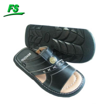 Hot selling comfortable PU slipper for man,summer slippers men,gents pu slipper