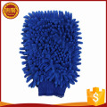 Microfiber chenille car wash cleaning mitt towel wash mitt