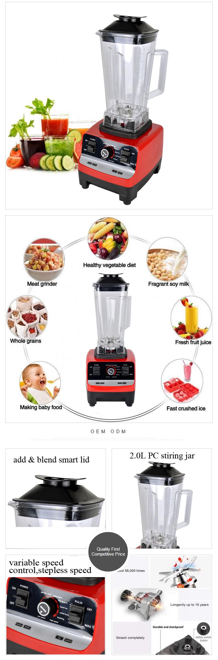Heavy Duty Commercial Milkshake Blender Uk