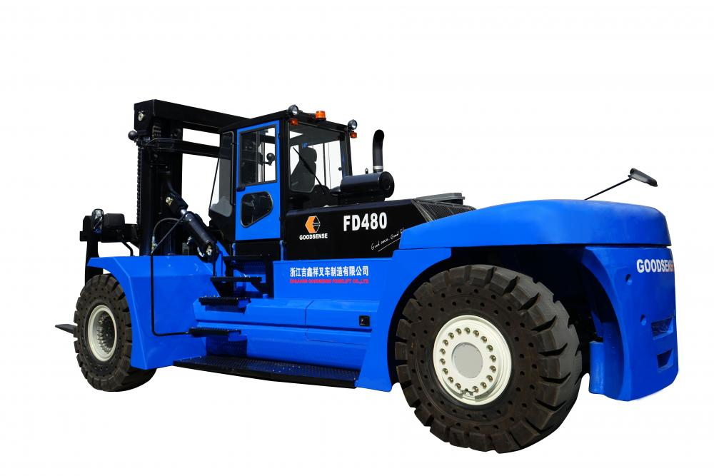 Huge Forklift For Outdoor