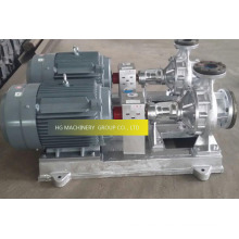 Centrifugal Oil Pump for Hot Oil