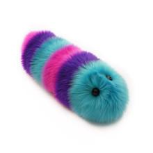 Orugas de colores rellenas más juguetes