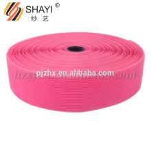 Correa de silicona resistente al calor de los colores Polyester Hoop and Loop