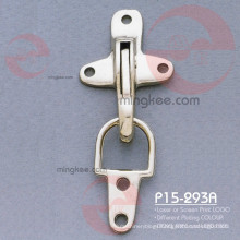 Hot Supplier two sizes Rivet with Silver Backpack Buckle