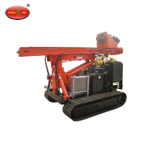 Solar Static Hydraulic Ramming Pile Driving Machine