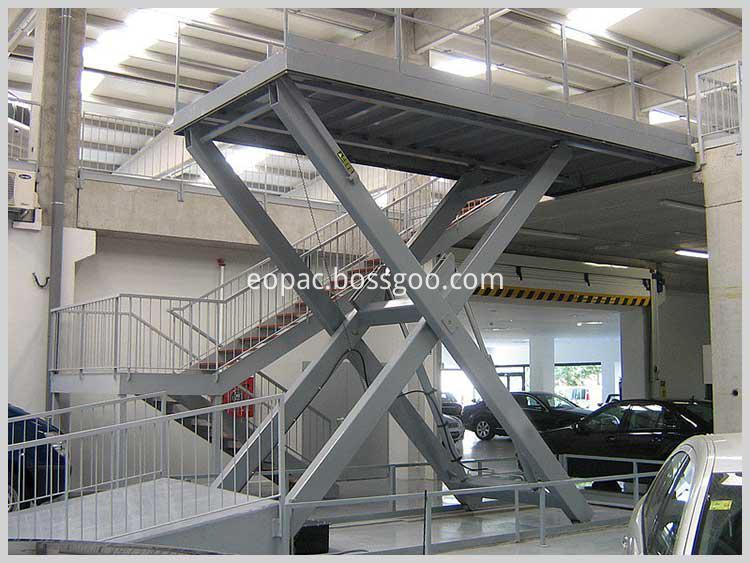 Elevator Hydraulic Scissor Lift Platform