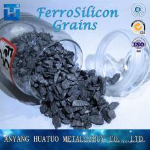 Grain de FeSi de principal exportateur Ferrosilicon Ferro Silicon Alloy