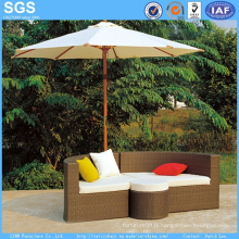Vente en gros de meubles en rotin extérieur