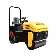 double drum small diesel 1500kg road roller