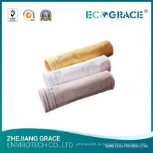 Ausgezeichnete chemische Beständigkeit, Hydrolysebeständigkeit Filtrationsmaterial, Acrylfiltration Filz