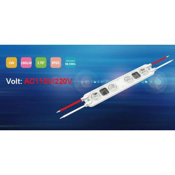 AC220V Back Lighting 3W Module LED directement