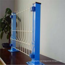 3D Mesh Panel Zaun / PVC beschichtet Mesh-Zaun
