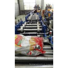 C-Kanal-Stahl-Walzenformmaschine