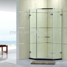 diamond artistic bath enclosure glass shower room P14