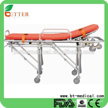 Foldable Ambulance adjustable Stretcher trolley