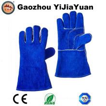 Reforzamiento Palm Seguridad Industrial Soldadores Guantes con Ce En12477