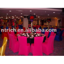 Lycra chair cover,hotel/banquet chair cover