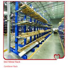 Super Qualität für Warehouse Q235 Cantilever Rack mit CE Zertifikat