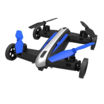 coche volador drone con video