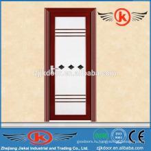 JK-AW9020 Неразрывная стеклянная дверь / алюминиевый сплав Туалетная дверь