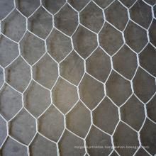 Thailand Woven Hexagonal Mesh Stone Gabion Mesh Baskets