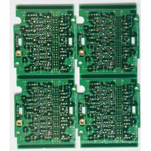 Exibir placas de circuito impresso do botão do painel de toque
