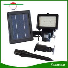 Wasserdichte 30 LED Solar angetriebene Flutlicht Bewegungs-Sensor-Scheinwerfer-im Freien Garten-Lampe