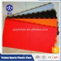 Piso de quadra de futsal removível Indoor PP intertravamento de telhas para futsal
