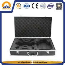 Aluminium professionnel RC cas pour télécommande avion (HS-1008)