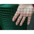 Malla de alambre soldado recubierto de PVC