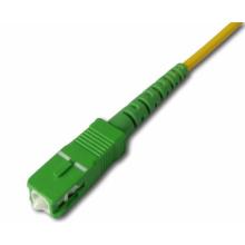 0.9 мм 2.0 мм Однорежимный SC/Оптическое волокно APC Разъем