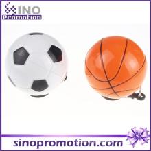 Capa de lluvia disponible plástica integral de la bola para los niños