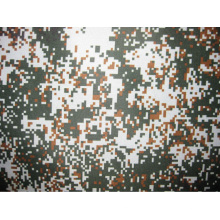 Fy-DC13 600d Oxford Polyester Tissu d'impression camouflage numérique
