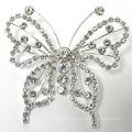 Großhandelsfrauen-Schmucksache-Weinlese-schöner Schmetterlings-BroschePin