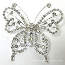 Wholesale Women Jewelry Vintage Beautiful Butterfly Brooch Pin
