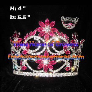 Apple Fall Pageant Crowns
